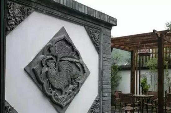 仿古青砖建筑案例